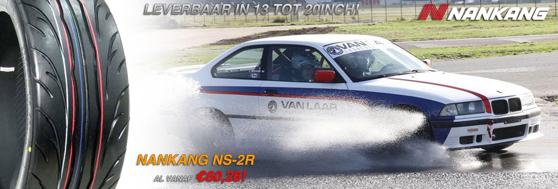 Nankang Semi Slicks zijn leverbaar via Rallybanden.nl